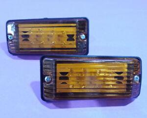 SUZUKI JIMNY SAMURAI SIERRA SJ410 SJ413 TURN SIGNAL SIDE FENDER LAMPS LED ASSY