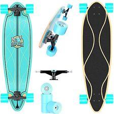Osprey Helix Longboard ABEC 7 cruising  Skateboard  Neu