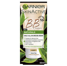 Garnier Skin Active BB Cream Naturals Daily all in One BB Cream Light 50ml