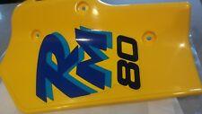 Suzuki RM80 1990 Radiator Shroud/cover  NOS 68671-02B40-3MB