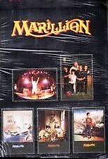 MARILLION 5 POSTER PACK  1986 BRAVADO MERCHANDISING