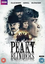 Peaky Blinders Series 1-3 Boxset 1 2 3 DVD Region 2 Box Set