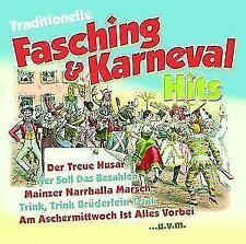 Traditionelle Fasching & Karneval Hits von Various Artists (2017)