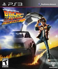 Back to the Future: The Game PS3 New sony_playstation3;