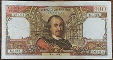 Billet de 100 francs CORNEILLE 4 - 11 - 1976 FRANCE  E.1022