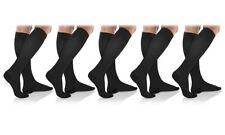 xFit Anti-Fatigue Compression Socks (5 Pairs) / L - XL / Black