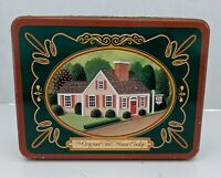 Vintage The Original Toll House Cookie Empty Tin 1987 Nestle Collectible