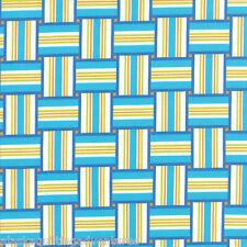 MODA Fabric ~ SANIBEL~ by Gina Martin (10033 11) Lawnchair - by the 1/2 yd