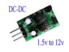 DC-DC 1.5V 3V 5V to 12V 1.2A Boost Converter Module Step-up Power Supply Board
