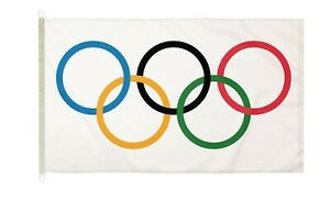DuraFlag Olympic Tokyo Japan 5ft x 3ft Flag with Clips And Hooks