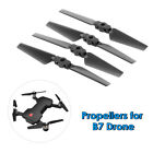 For MJX Bugs 7 B7 4pcs Drone Propeller RC Quacopter Paddles Accessories USA E8P3