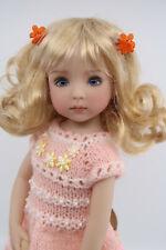 Wig for Dianna Effner Little Darling doll Monique JAS Golden Blonde 7 1/4