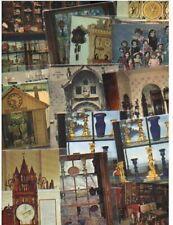 pc2228 postcard Antiques FIFTEEN