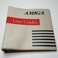 Commodore Amiga 1000 User Guide / Manual 1985 - Amiga Basic Only