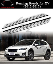 Running Boards fits for Subaru XV Crosstrek 2012-2017 Side Step Nerf Bars