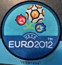 Patch Euro 2012 UEFA  maillots foot France Italie Allemagne Angleterre Ireland