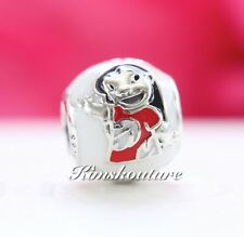Authentic Pandora Disney Lilo & Stitch Bead Winter Collection 2017 #796338ENMX