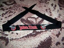 Vintage 1983 JUDAS PRIEST SCREAMING Headband Scarf Banner Bandana Tapestry Flag