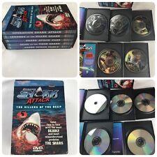 Operation Shark Attack - 5 Pack (DVD, 1998, 5-Disc Set)