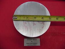 "5"" ALUMINUM 6061 ROUND ROD 1.50"" LONG T6511 Solid Lathe Bar Stock 5.00"" Diameter"