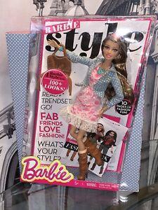 Barbie Style 100+ Looks Doll BLR57 NRFB  Mattel, Inc.