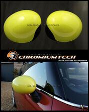 MK3 MINI Cooper/S/ONE/JCW F55 F56 F57 YELLOW Wing Mirror Cap Cover for LHD model