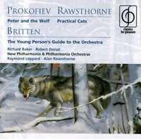 Richard Baker/robert Donat - Prokofiev: Peter And The Wolf NEW CD