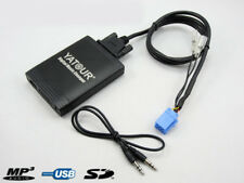 INTERFACE USB MP3 SD AUX IPOD IPHONE AUTORADIO COMPATIBLE ALFA ROMEO SPIDER