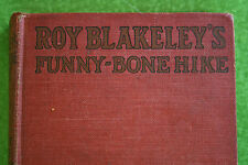 American Hardcover Outdoor & Nature Funny-Bone Hike1920's Percy Fitzhugh