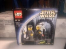 New Lego 7201 Star Wars Final Duel Ii Retired Set Sealed