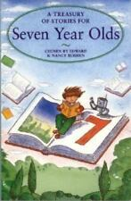 A Treasury of Stories for Seven Year Olds by Blishen, Nancy