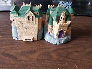 Harry Potter Polly Pocket Forbidden Corridor Castle Playset