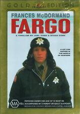 Fargo - Thriller, Crime, Police Investigation, Drama - Frances McDormand - DVD