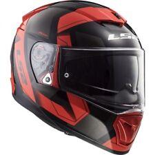 LS2 Ff390 Breaker Full Face Replica KPA Helmet M Bold Black Titanium