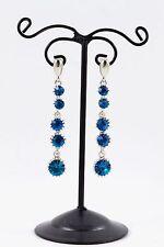 12 PR WHOLESALE LOT Dangle Chandelier Costune Earrings#3