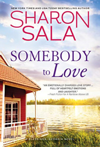 Sala Sharon-Somebody To Love (US IMPORT) BOOK NEW