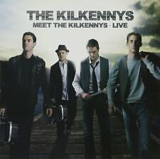"THE KILKENNYS - MEET THE KILKENNYS ""LIVE"": CD ALBUM"
