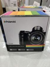 Polaroid 18MP 40x Zoom Instant Digital Camera with 3-inch TFT Black Ie4038