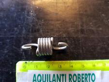 molla a trazione acciaio armonico zincata L34 mm - ø 14,5mm - filo 2 mm 98477