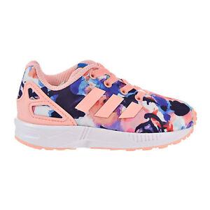 Adidas ZX Flux EL Toddler's Shoes Hazcor/White BB2882