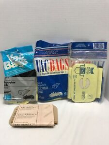 8 Electrolux Tank Vacuum Cleaner Bags #3020 4 ply By HomeCare/America's Choice