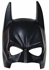 Batman Costume Mask Classic Adult Bat Man 3/4 - Fast Ship -