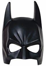 Batman Costume Mask Classic Adult Bat Man 3/4 - Fast Ship -