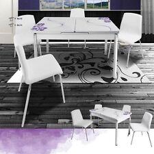 Markenlose Tisch- & Stuhl-Sets aus Holz in aktuellem Design