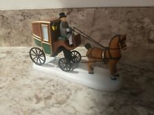 """Deptartment 56 Dickens Village Series """"Carriage Ride"""" 4036521"""