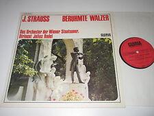 LP/STRAUSS/BERÜHMTE WALZER/RUDEL/Gloria 045-91163