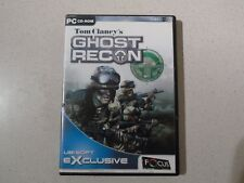 Tom Clancy's - Ghost Recon - PC CD-Rom Game