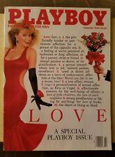 Playboy February 1989 Simone Eden Andrea Marcovicci Adult Nude Magazine Hefner
