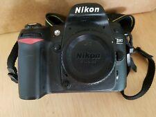 Nice Nikon D80 Digital Slr Camera Body Only - Black - works great