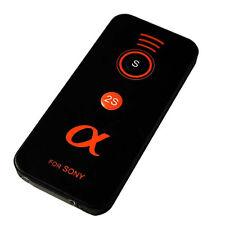 IR Wireless Remote Control For Sony Camera A850 A900 A77 A65 A330 A33 NEX5N NEX6